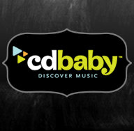 Connect with me on CDBaby